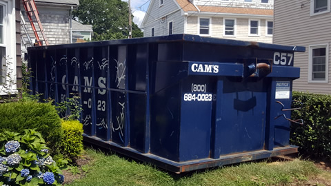 30 Cubic Yard Dumpster Rental Beverly, MA 01915 - Silver Court
