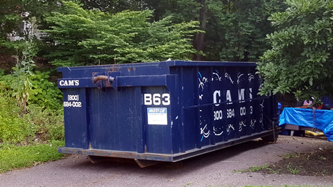 15 Cubic Yard Dumpster Rental Beverly, MA 01915 - Ryan Place