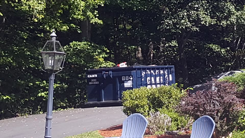 15 Cubic Yard Dumpster Rental North Reading, MA 01864 - Crestwood Road