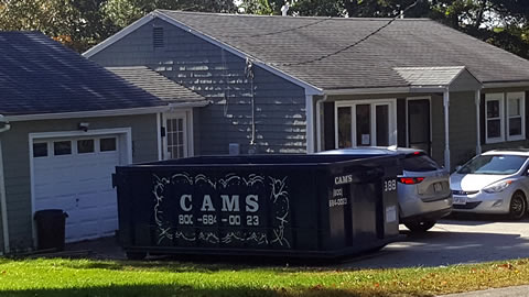 15 Cubic Yard Dumpster Rental North Reading, MA 01864 - Winter Street