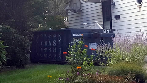 15 Cubic Yard Dumpster Rental Reading, MA - Henzie Street
