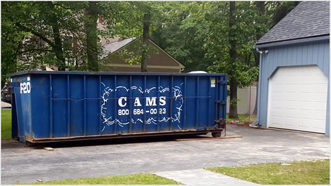 30 Cubic Yard Dumpster Rental Reading, MA 01867 - Enos Circle