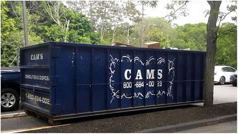 30 Cubic Yard Dumpster Rental Stoneham, MA - Main Street