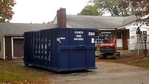 30 Cubic Yard Dumpster Rental Stoneham, MA - Greenview Road