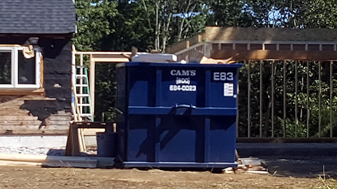 30 Cubic Yard Dumpster Rental Tewksbury, MA 01876 - Whipple Road