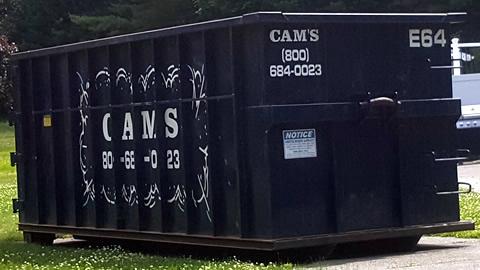 30 Cubic Yard Dumpster Rental Tewksbury, MA 01876 - Hill Street