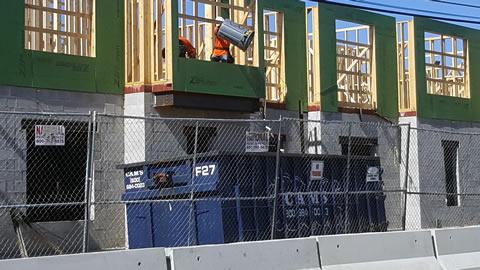 Cam's 30 Yard Dumpster Rental F27 On The Job Foundary Street, Wakefield, MA