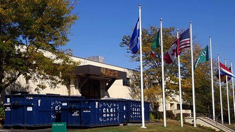 Three 30 Cubic Yard Dumpster Rentals Wilmington, MA - Jonspin Road
