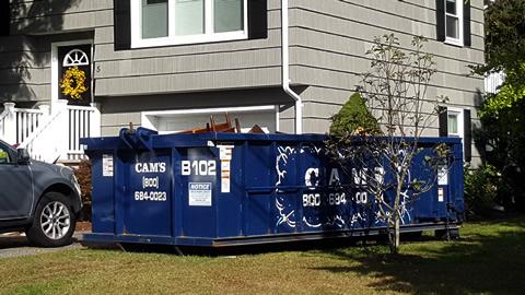 15 Cubic Yard Dumpster Rental Woburn, MA - Jaycin Circle
